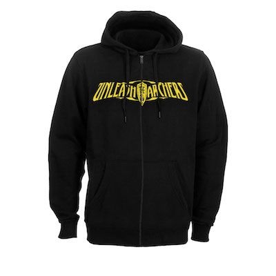 UNLEASH THE ARCHERS - Abyss / Zip Hoodie
