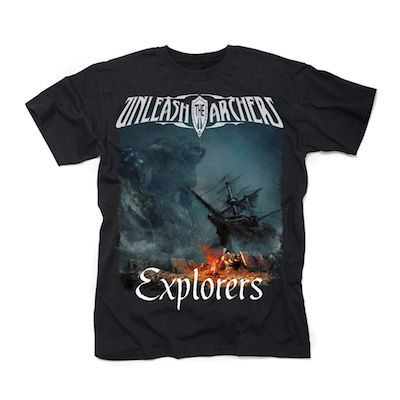 UNLEASH THE ARCHERS - Explorers / T-Shirt