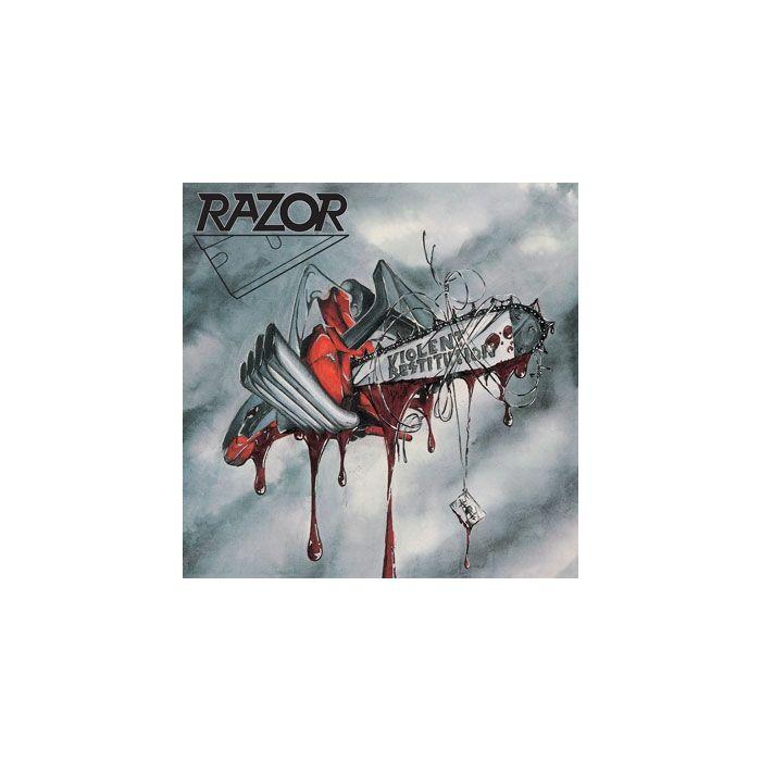 RAZOR - Violent Restitution / CD
