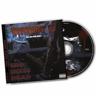 WEDNESDAY 13 - The Dixie Dead / CD