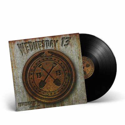 WEDNESDAY 13 - Undead Unplugged / Black LP