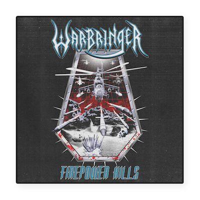 WARBRINGER - Firepower Kills / Patch