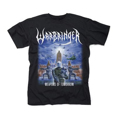 WARBRINGER - Weapons Of Tomorrow / T-Shirt