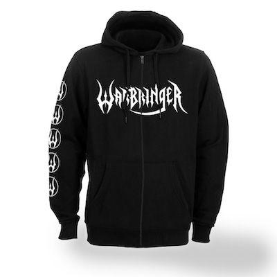 WARBRINGER - Weapons Of Tomorrow / Zip Hoodie