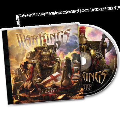 WARKINGS-Reborn/CD