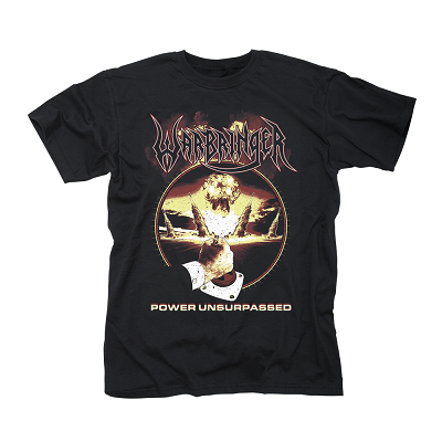 WARBRINGER-Power Unsurpassed/T-Shirt