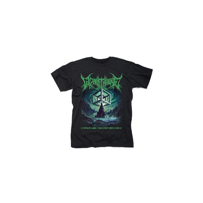 WIZARDTHRONE - Hypercube Necrodimensions / T-Shirt