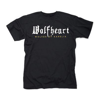 WOLFHEART - Wolves Of Karelia / T-Shirt