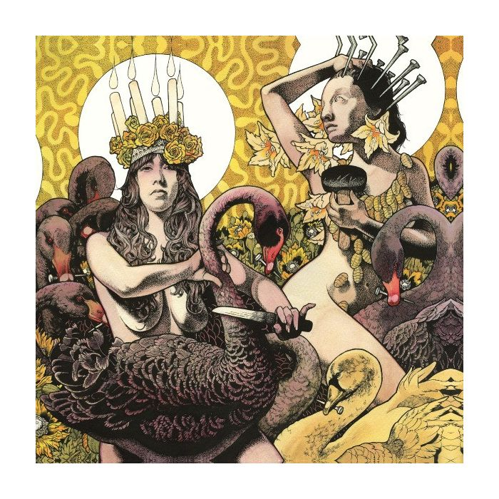 BARONESS-Yellow & Green/2CD