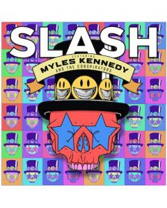 SLASH - Living The Dream (Featuring Myles Kennedy and The Conspirators) / CD