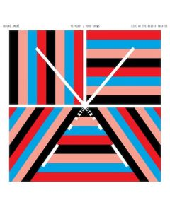 TOUCHE AMORE - 10 Years/1000 Shows: Live At The Regent Theater / 2LP