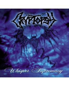 CRYPTOPSY - Whisper Supremacy / IMPORT Silver LP