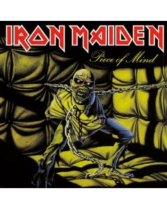 IRON MAIDEN - Piece Of Mind / LP