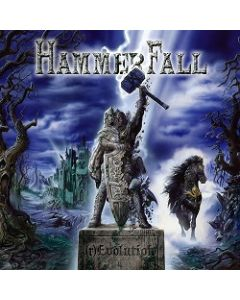 HAMMERFALL-(r)Evolution/Limited Edition Digipack CD