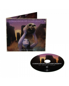 CORROSION OF CONFORMITY - No Cross, No Crown / Digipack CD