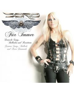 DORO - Fur Immer / Import Clear 2LP
