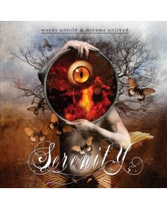 SERENITY - Words Untold and Dreams Unlived CD
