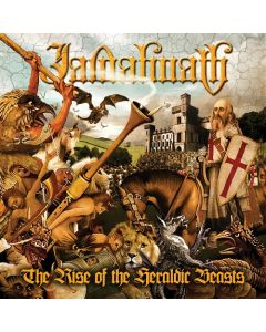 JALDABOATH - The Rise Of The Heraldic Beasts CD