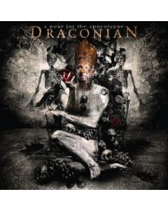 DRACONIAN-A Rose for the Apocalypse/Digipack Limited Edition CD