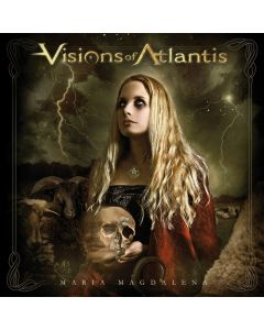 VISIONS OF ATLANTIS - Maria Magdalena CD