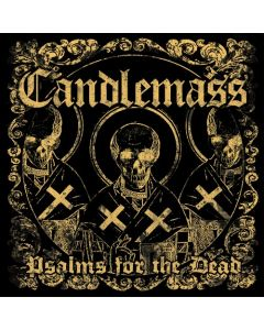 CANDLEMASS - Psalms For The Dead/Digipack Limited Edition Mediabook CD/DVD