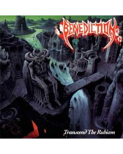 BENEDICTION - Transcend The Rubicon / IMPORT 2LP