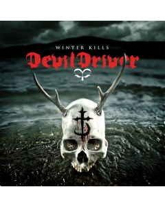 DEVILDRIVER - Winter Kills CD + Patch