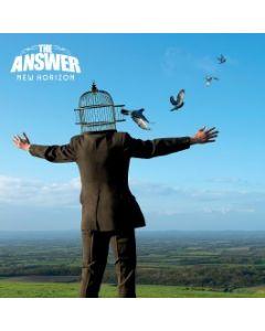 THE ANSWER-New Horizon LTD/Mediabook CD