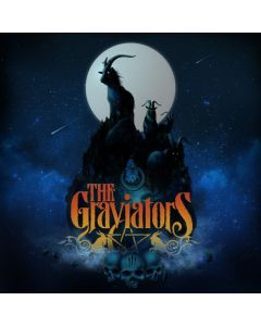 THE GRAVIATORS - Motherload/Digipack Limited Edition CD