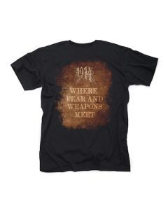 1914 - Where Fear And Weapons Meet / T-Shirt PRE ORDER RELEASE DATE 10/22/21