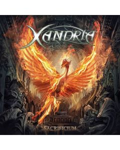 XANDRIA - Sacrificium CD
