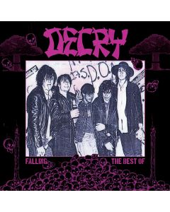 DECRY - Falling: The Best Of / Purple LP