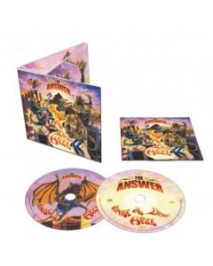 THE ANSWER - Raise A Little Hell//Digipack Limited Edition 2CD