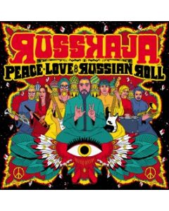 RUSSKAJA-Peace, Love & Russian Roll/Digipak Limited Edition CD