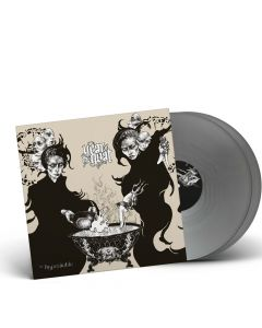 YEAR OF THE GOAT-The Unspeakable/Limited Edition SILVER 2LP Gatefold