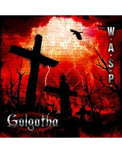 W.A.S.P. - Golgotha/Limited Edition WHITE 2LP Gatefold