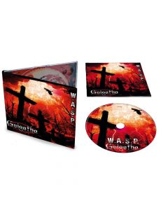W.A.S.P. - Golgotha/ Limited Edition CD Digi
