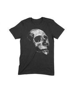 Thinking Man Skull by 24wear