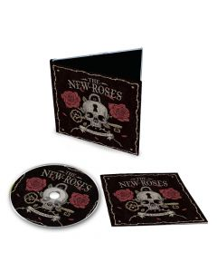 THE NEW ROSES-Dead Man's Voice/Limited Edition Digipack CD