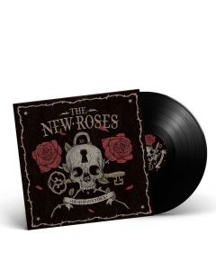 THE NEW ROSES-Dead Man's Voice/Limited Edition BLACK Vinyl Gatefold LP