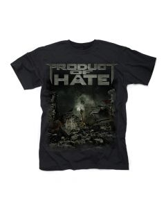 PRODUCT OF HATE-Buried In Violence/T-Shirt