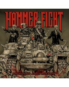 HAMMER FIGHT-Profound And Profane/CD