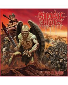 SUICIDAL ANGELS-Division Of Blood/Limited Edition Digipack CD/DVD