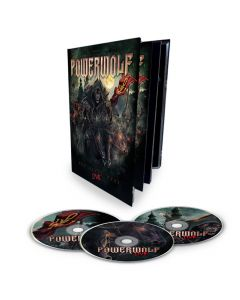 POWERWOLF-The Metal Mass/Limited Edition Mediabook 2DVD + CD