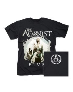 THE AGONIST-Five//T-Shirt