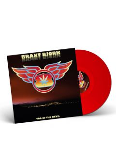 BRANT BJORK-Tao Of The Devil/Limited Edition RED Vinyl Gatefold LP