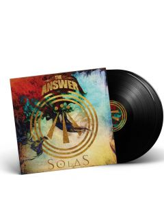 THE ANSWER-Solas//Limited Edition BLACK Gatefold Vinyl 2LP