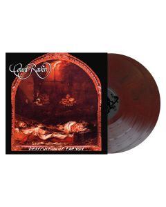 COUNT RAVEN - Destruction of the Void / IMPORT Red Marble 2LP