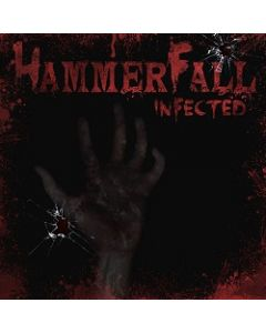 HAMMERFALL-Infected/CD