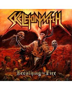 SKELETONWITCH - Breathing The Fire / Digipack CD